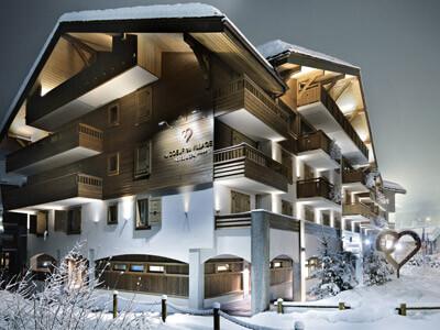 Ciment de qualité pour Hotel de luxe