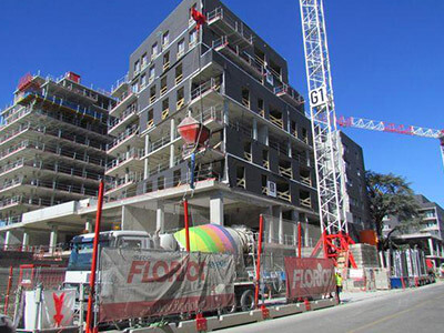 Ciment AltiCim - construction logements Ilots Chablais