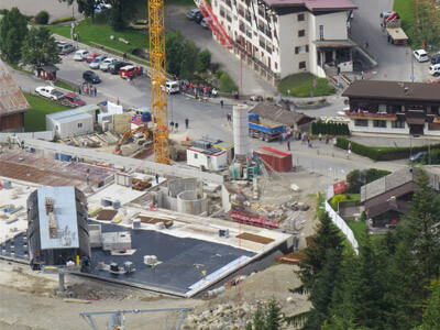 Ciment pour les professionnels de la construction